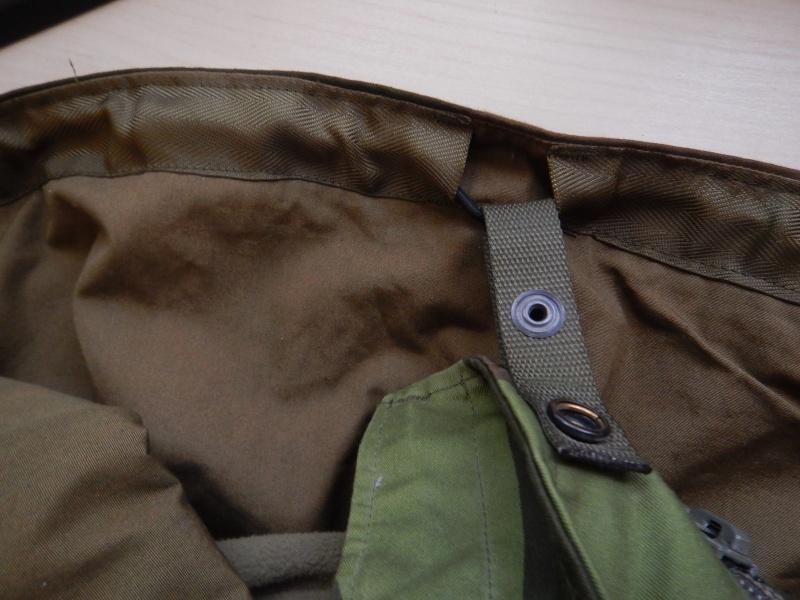 M75 HV Jacket and Hood. Dscn3825