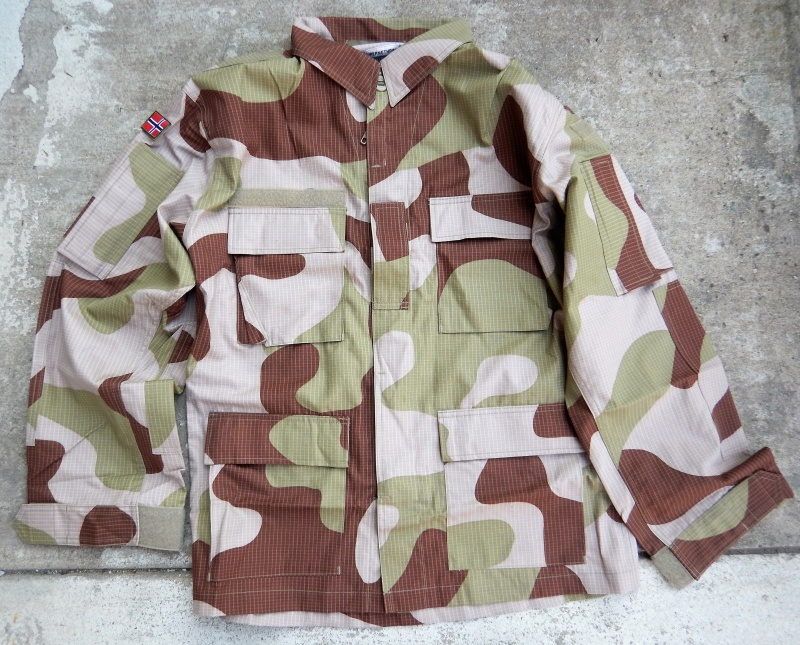 Current issue ripstop  camouflage uniforms Dscn4039