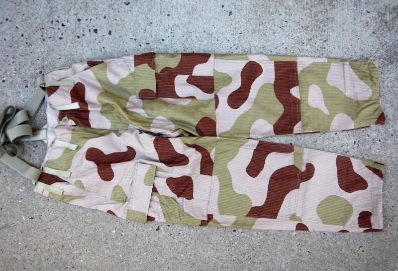 Current issue ripstop  camouflage uniforms Dscn4111