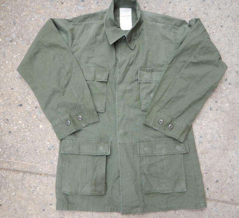 "Desert uniforms (DCU) - DESERT 6 colors ""Chocolate chip""  dated 1984 Hi_02110"