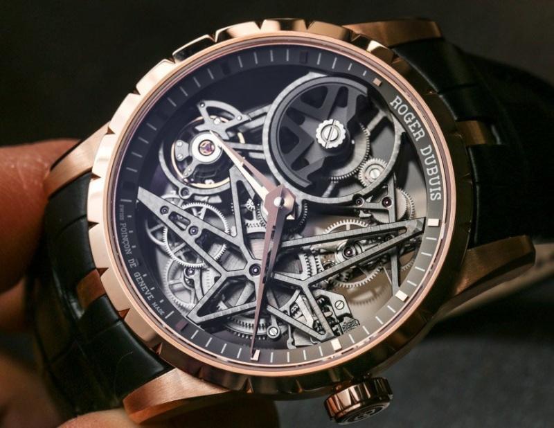 collection - Ma collection de montres de tous les jours. - Page 3 Roger-10