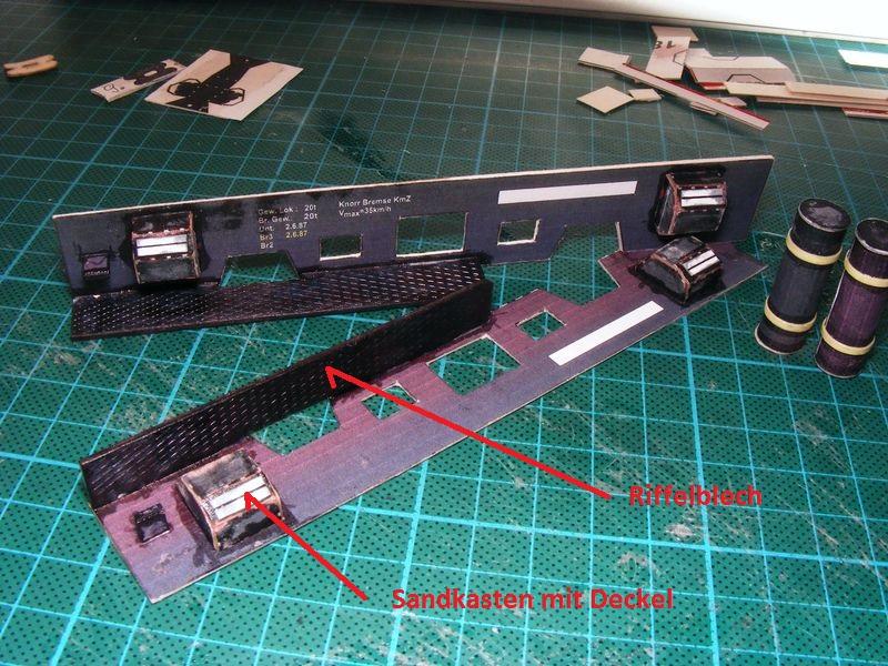 Jagsttal-Krokodil V22-01 + V22-02 / M 1:35, 750mm Spurweite Dscf5920