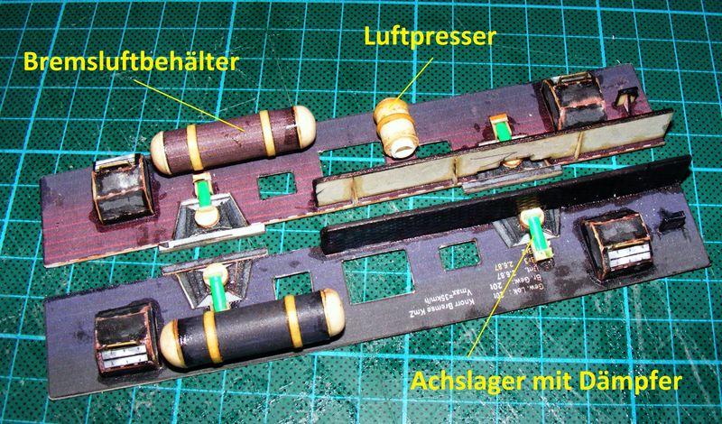 Jagsttal-Krokodil V22-01 + V22-02 / M 1:35, 750mm Spurweite Dscf5937