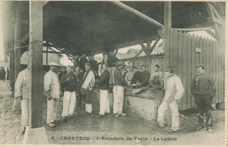 4° Escadron du train des équipages (Photos) 001f10