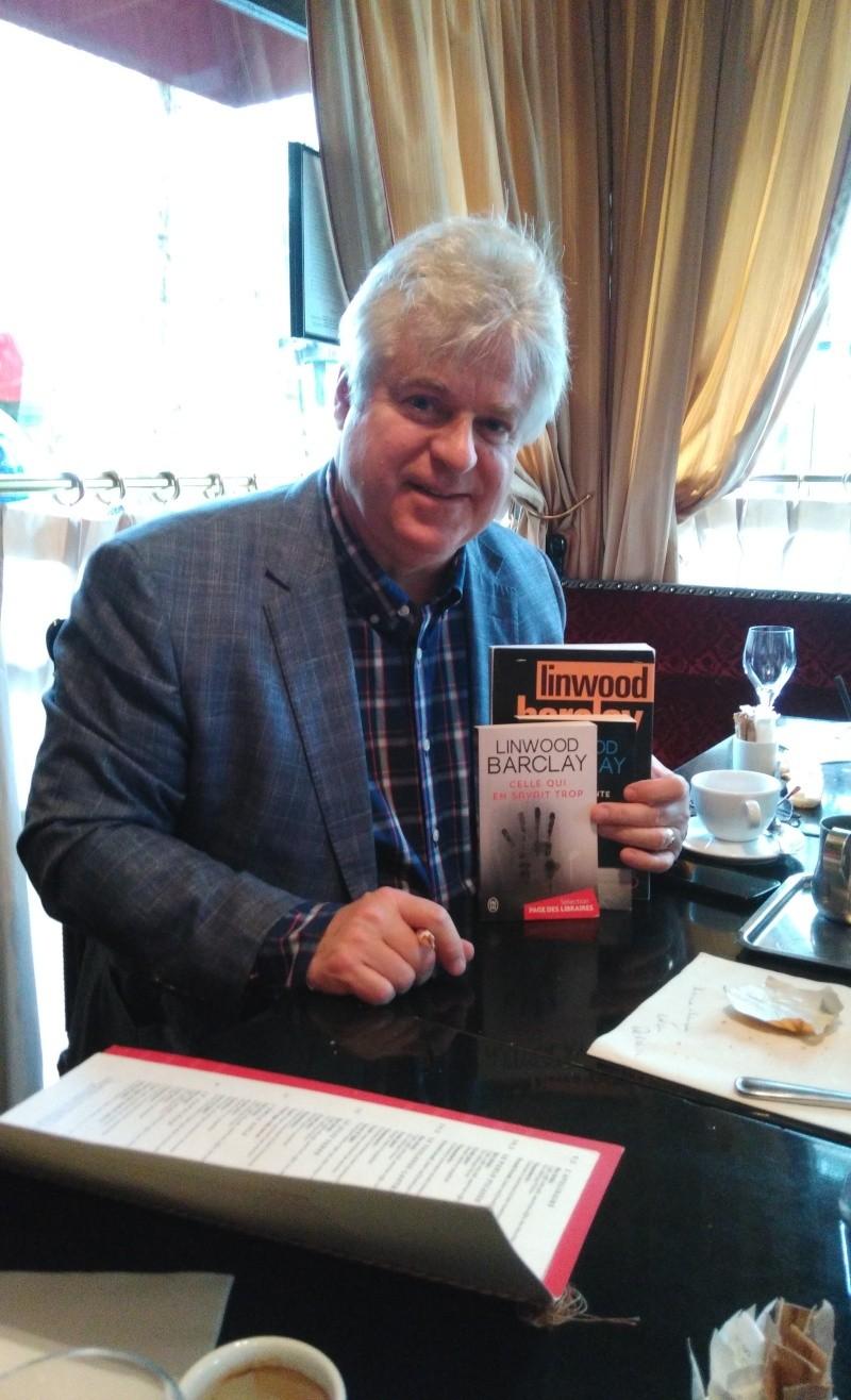 Rencontre avec Linwood Barclay - le 30 mars 2016 - Paris Img_2011