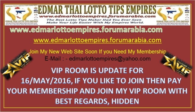 VIP ROOM IS UPDATE FOR 16/MAY/2016 Facebo13