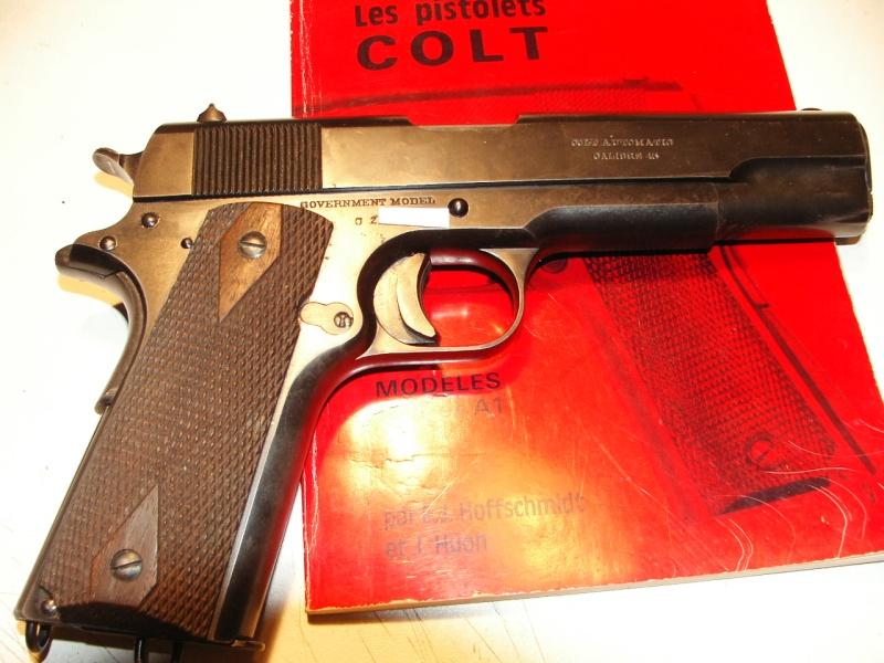 Colt 1911 de 1918 Kif_9531