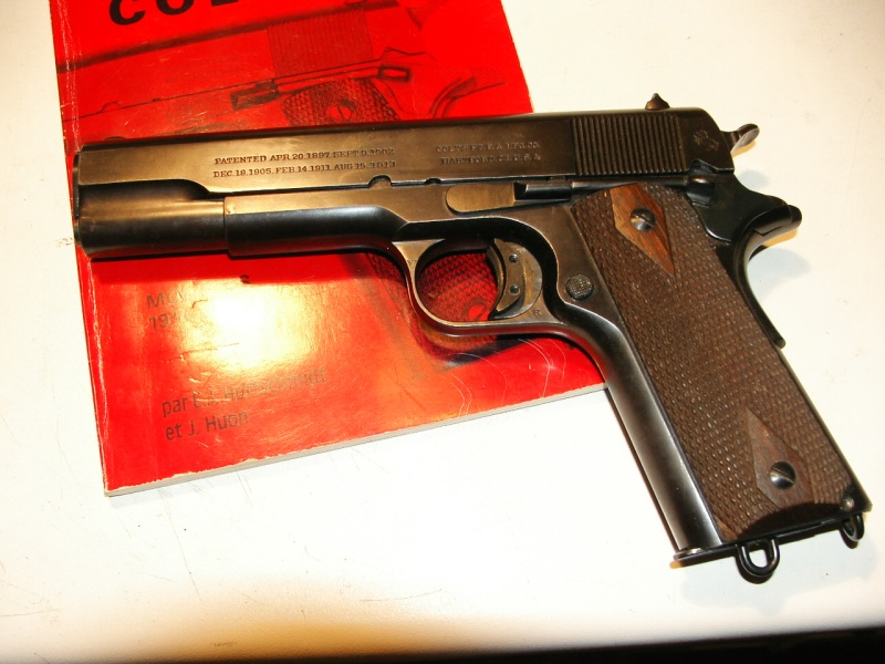 Colt 1911 de 1918 Kif_9532