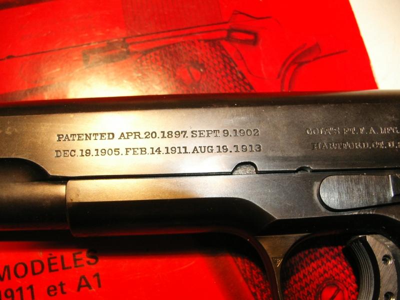 Colt 1911 de 1918 Kif_9533