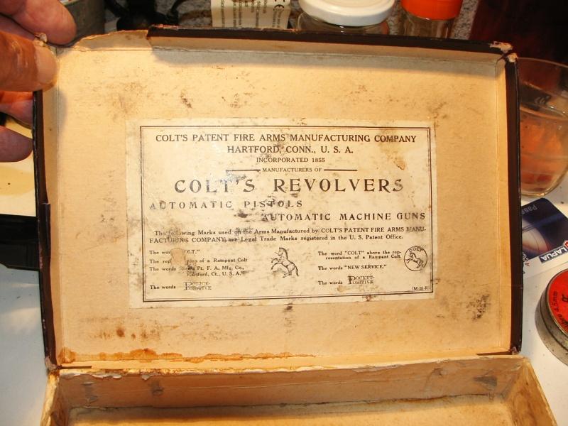 Colt 1911 de 1918 Kif_9537