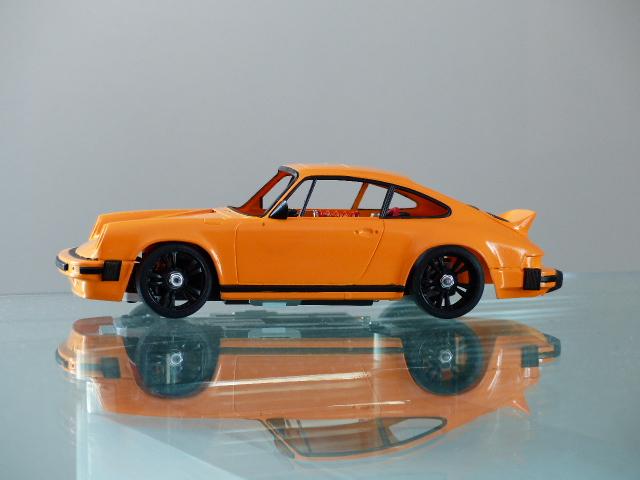 porsche 911 carrera 2.7 type G ( terminée ) P1070712