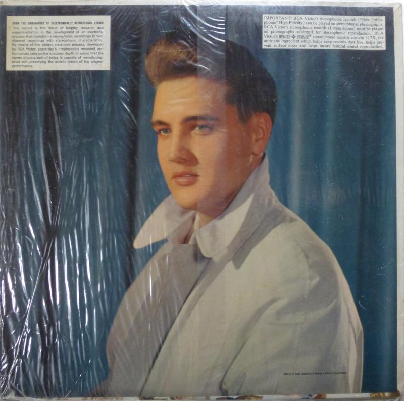 ELVIS' GOLD RECORDS VOL 2 P1070019