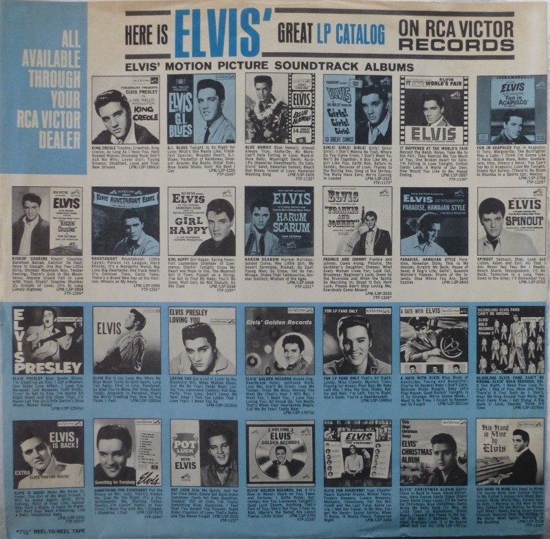 ELVIS' GOLD RECORDS VOL 2 P1070021