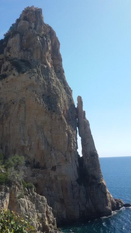 Vacanza primaverile in Sardegna Pedra10