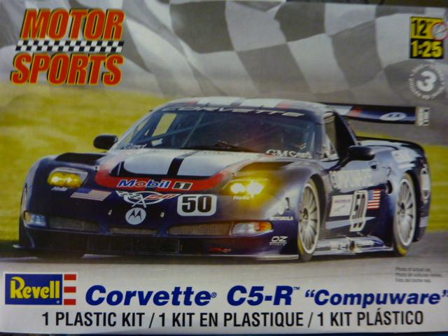 corvette c5-r  compuware  110