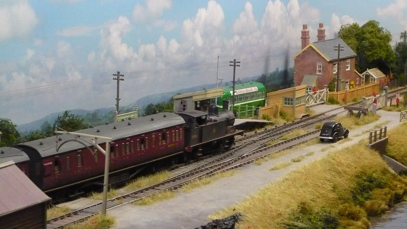 Model Railway Exhibition Visits - Reports Calcot10
