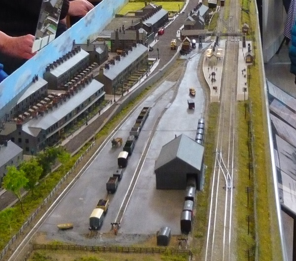Model Railway Exhibition Visits - Reports Earby-10