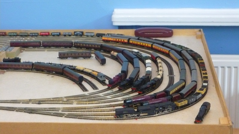 Model Railway Exhibition Visits - Reports Earby-11