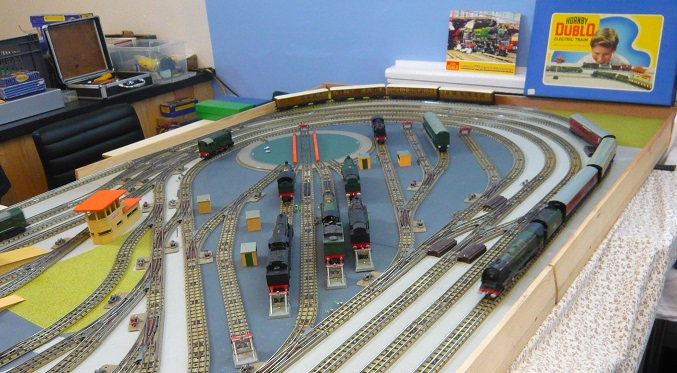 Model Railway Exhibition Visits - Reports Hodub-10