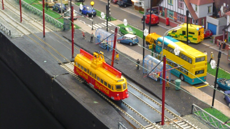 Model Railway Exhibition Visits - Reports Nst-110