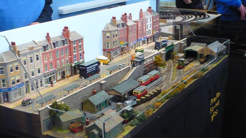 Model Railway Exhibition Visits - Reports Pontne10
