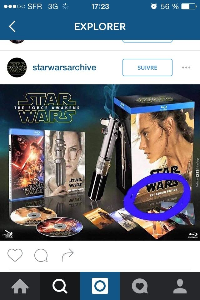 7 - Les RUMEURS de Star Wars VII - The Force Awakens - Page 24 Img_8610