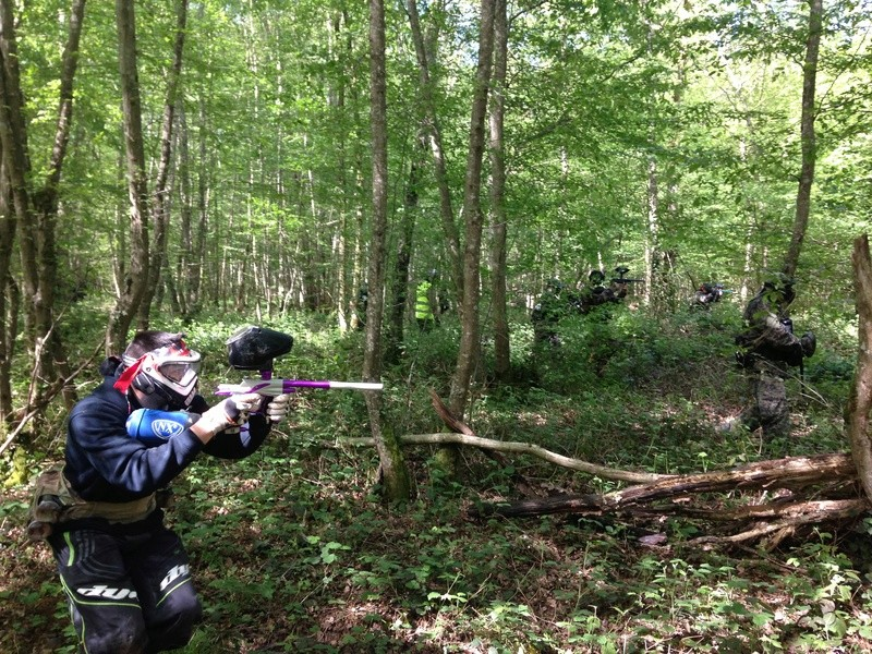 Big game canardeurs Paintball 2016 Image25