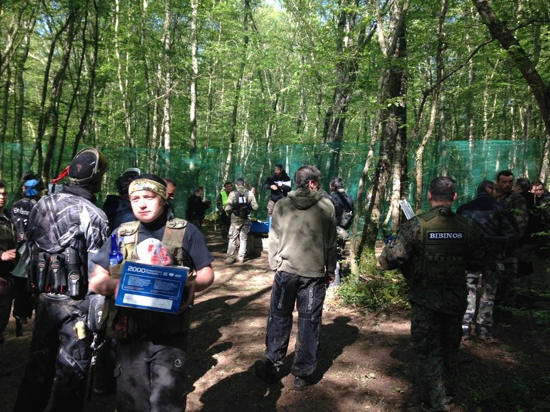 Big game canardeurs Paintball 2016 Image29
