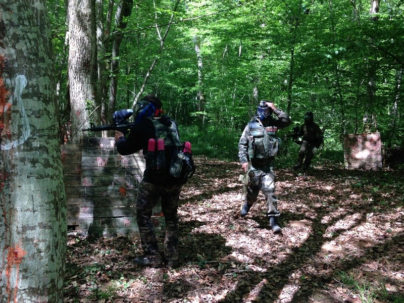 Big game canardeurs Paintball 2016 Image33
