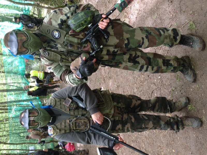 Big game canardeurs Paintball 2016 Image42