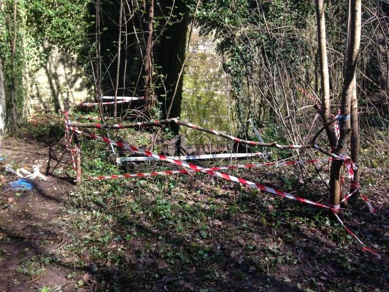 Mercredi 30 mars Sécurisation de la Ruine Img_3717