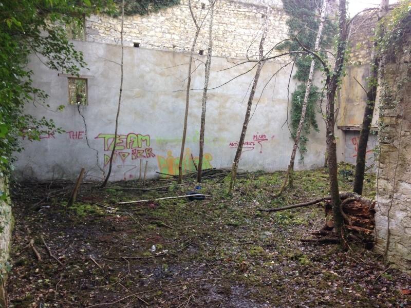 Mercredi 30 mars Sécurisation de la Ruine Img_3718