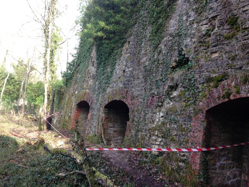 Mercredi 30 mars Sécurisation de la Ruine Img_3719