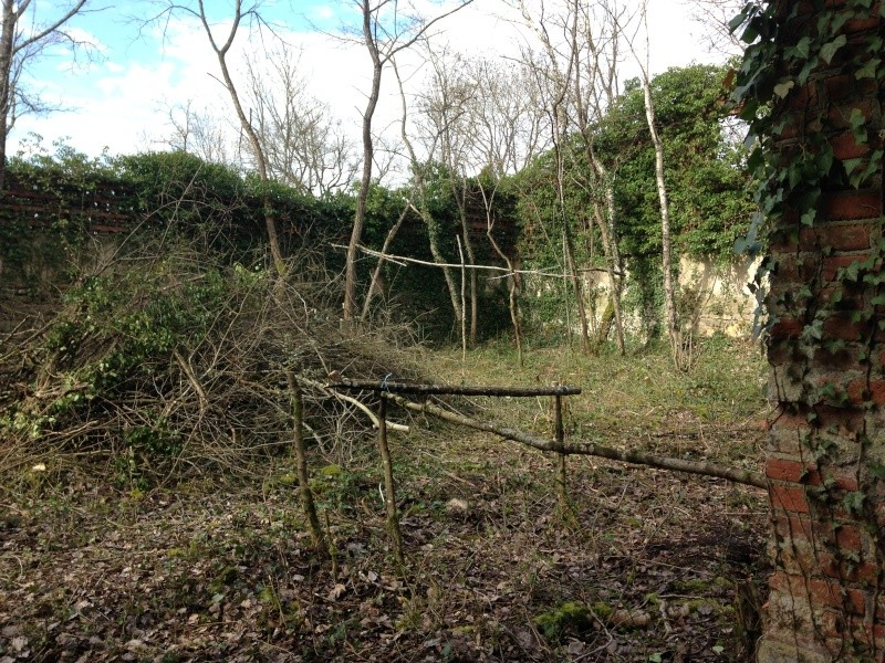 Mercredi 30 mars Sécurisation de la Ruine Img_3722
