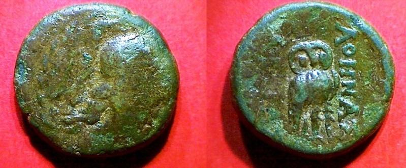 Monnaie grecque  7b110