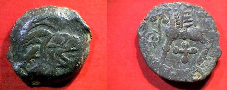 Bronze gaulois à l'hippocampe Bit2i210