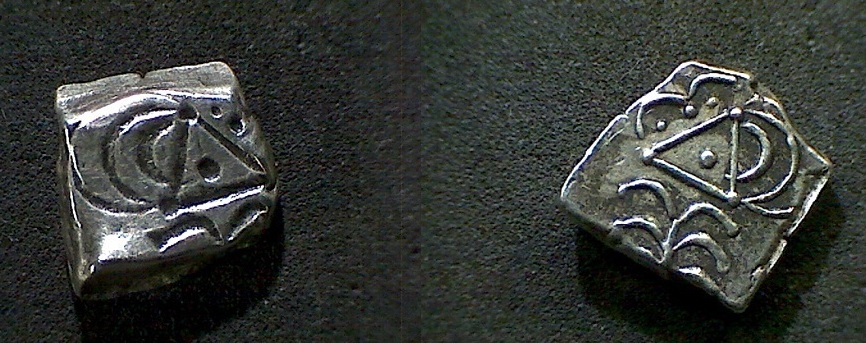 Deux drachmes fautés Cad810