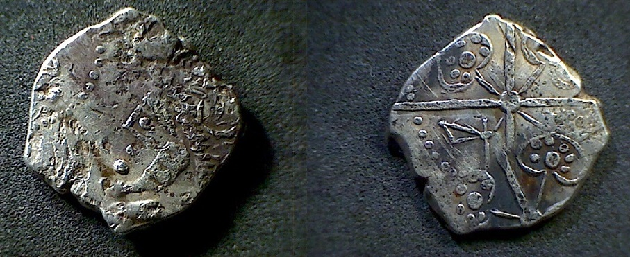 Deux drachmes fautés Rut4e10