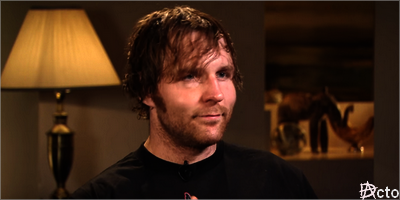 #RAW75 : Interview Feat. Dean Ambrose 316