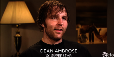 #RAW75 : Interview Feat. Dean Ambrose 414