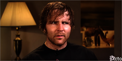 #RAW75 : Interview Feat. Dean Ambrose 515