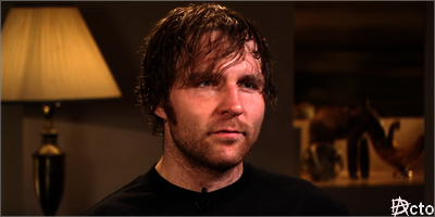 #RAW75 : Interview Feat. Dean Ambrose 615
