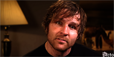 #RAW75 : Interview Feat. Dean Ambrose 814