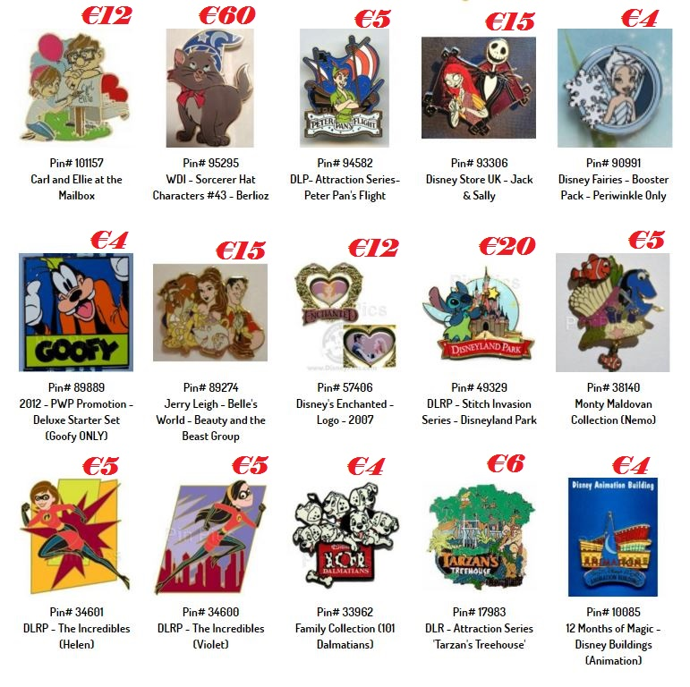 [Vente - Recherche] pin's disney / pin trading  (TOPIC UNIQUE) - Page 3 Ibub10