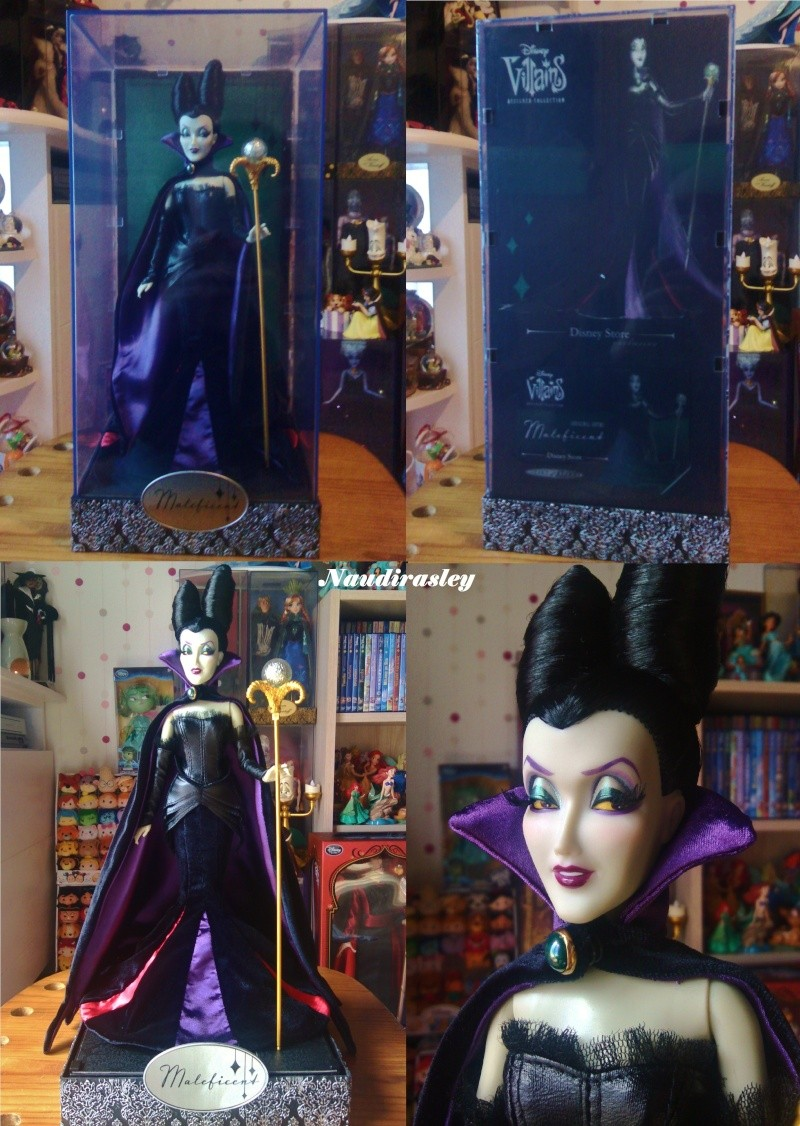 Disney Villains Designer Collection (depuis 2012) - Page 12 Img_2034