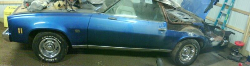 1974 Malibu project timeline Car_1_13