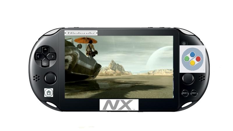 Design the NX controller Psvita11
