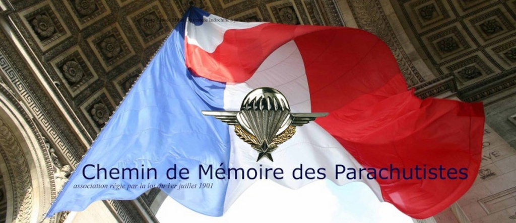 CHEMIN DE MEMOIRE DES PARACHUTISTES