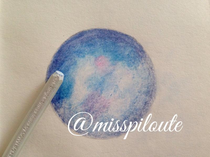 Tuto : galaxie aux crayons de couleur Image32