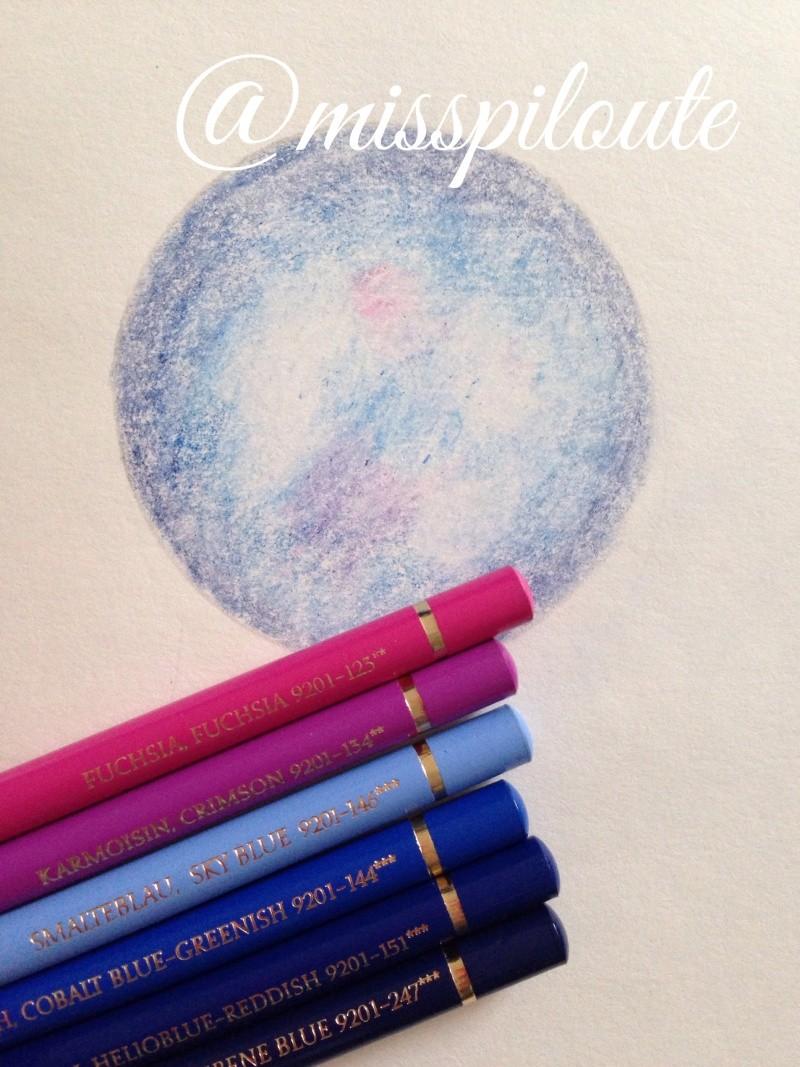 Tuto : galaxie aux crayons de couleur Image33